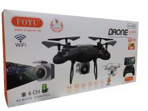 Wifi dron 6 Axis s kamerou 1080p
