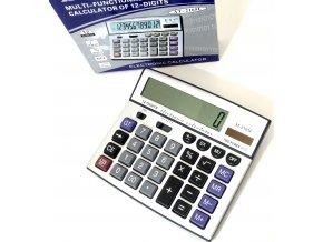 Solární kalkulačka E-N-T (19,5 cm x 16 cm)