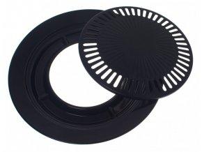 R-sonic grilovací deska podložka na vařiče průměr 32cm