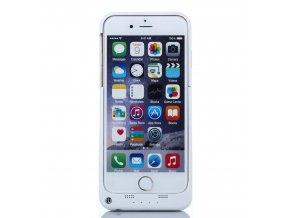 PowerBank iPhone 6, 6S, 7 (externí baterie) 3200 mAh BÍLÁ