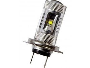 Autožárovka H7 CREE LED 12-24V 30W