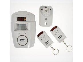 Mobilní alarm na dálkové ovládání