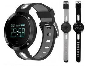 chytre hodinky billow xs30bg 0 95 oled 120 mah bluetooth 4 0 cerny kopie