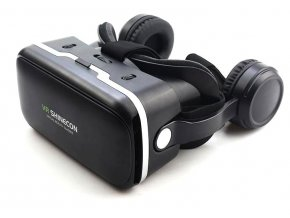 VR Shinecon 6 0 Pro Stereo VR Headset Virtual Reality Helmet Smartphone 3D Glasses Mobile Google c81deb0a 587d 43a8 9be0 1d409d6c647e