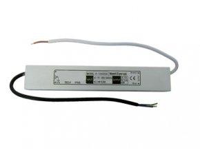40W elektronický 12V zdroj vodotěsný DE LED 40W