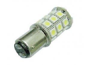 12V autožárovka LED, bílá barva svitu LED K575 bílá