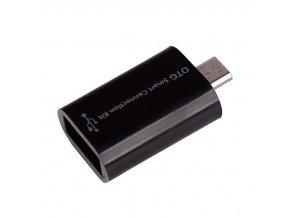Přechodka z microUSB na USB