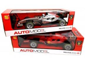 RC Formule 1:12 na dálkové ovládání 37 cm