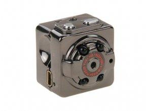 Akční, přenosná, špionážní mini kamera 1080p se záznamem obrazu i zvuku, foto  MINI CAM DV23