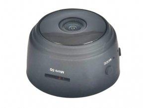 Bezdrátová Wifi mini kamera 1080P s kloubovým a magnetickým držákem, záznam obrazu i zvuku  MINI CAM DV67
