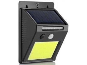 Venkovní, dobíjecí solární svítidlo