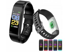 115 plus smart band fitness armband ip67