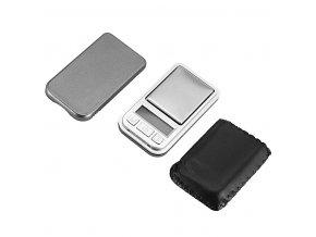 Digitální kapesní mini váha 7cm - 200 g / 0,1 g