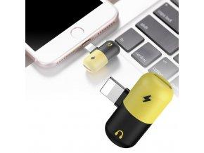 2v1 adaptér se dvěma konektory - pro iPhone
