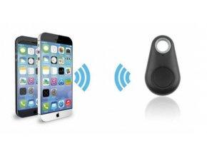 Chytrý přívěšek - hlídač a hledač věcí přes mobilní telefon