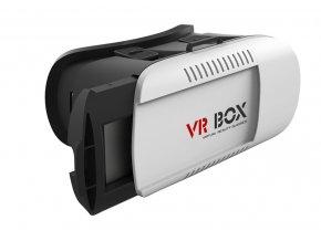 VR box virtuální 3D brýle  Virtuální realita pro úžasné zážitky.