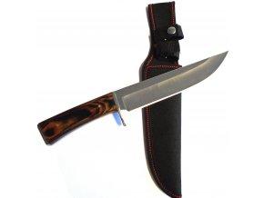 Velký nůž s pouzdrem 30 cm