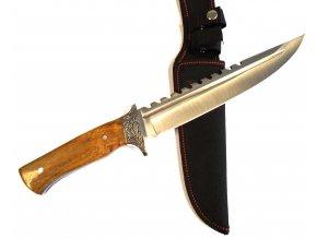 Velký nůž s pouzdrem 36 cm