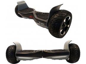 Hoverboard / kolonožka Offroad Smart 9 s bluetooth