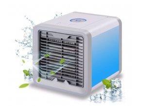 Přenosný ochlazovač vzduchu 17x17 cm