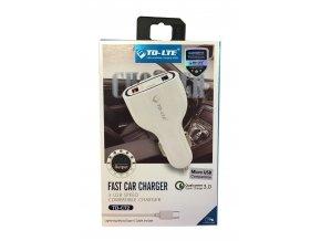 Rychlonabíječka do auta - Micro USB