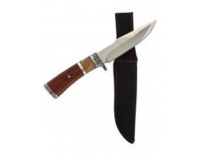 Velký nůž s pouzdrem 27 cm