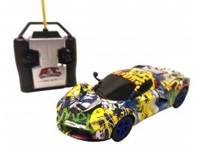 RC auto na dálkové ovládání Ferrari 1:24