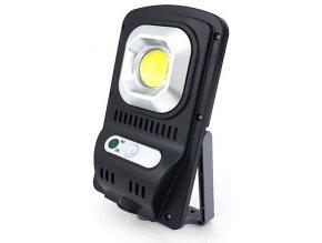 Venkovní solární LED světlo s pohybovým čidlem