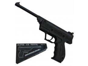 Vzduchová pistole s ráží 5.5 mm
