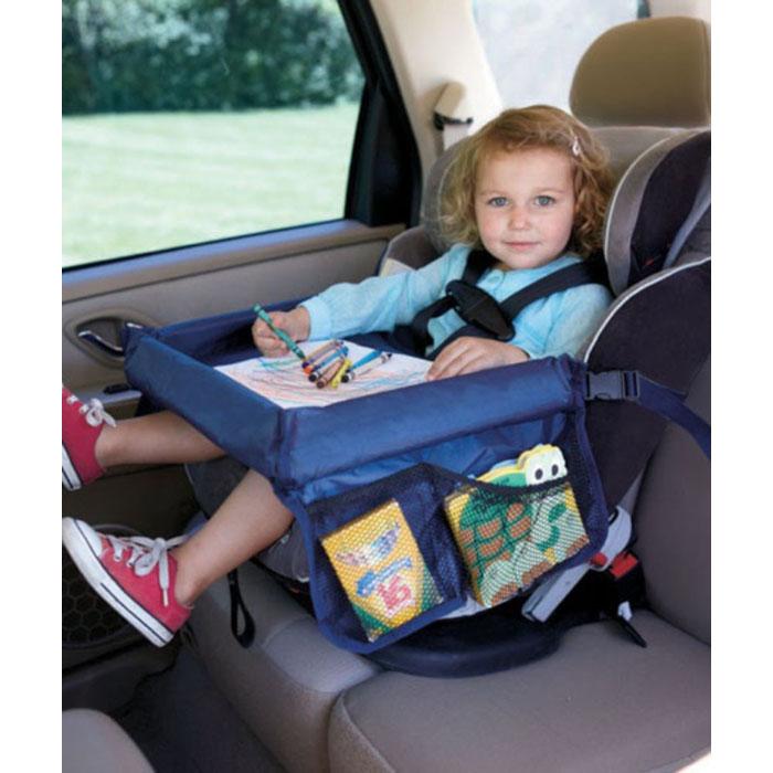 Mobilní stoleček pro děti do auta