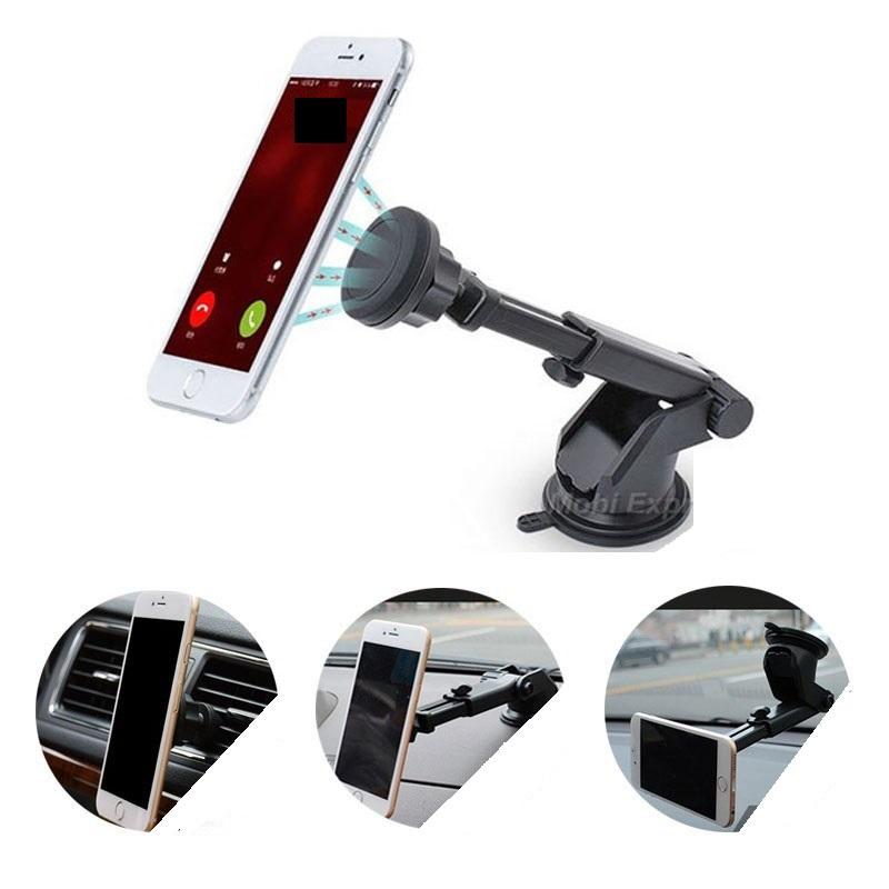 Balentes Univerzální magnetický, polohovací držák na mobil nejen do auta