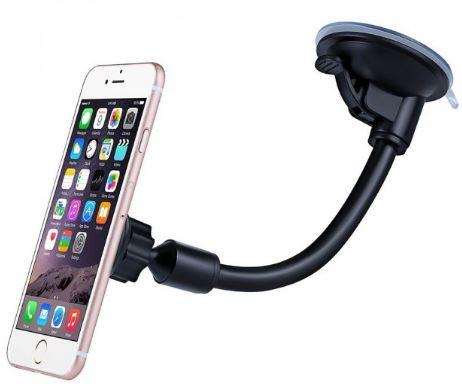 Balentes Polohovací magnetický držák mobilu s přísavkou do auta