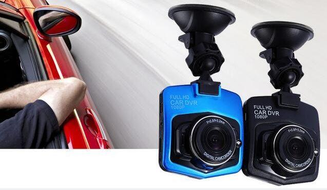 Balentes Přední FULL HD kamera do auta s nočním viděním