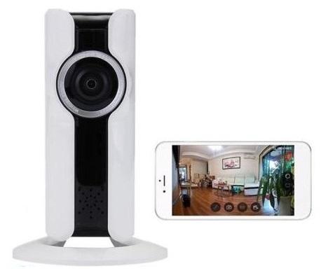 LURECOM IP wifi kamera pro mobilní telefony a tablety