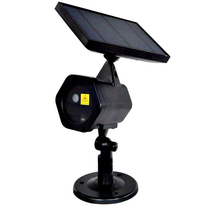 LURECOM Venkovní, Vánoční osvětlení solární laser