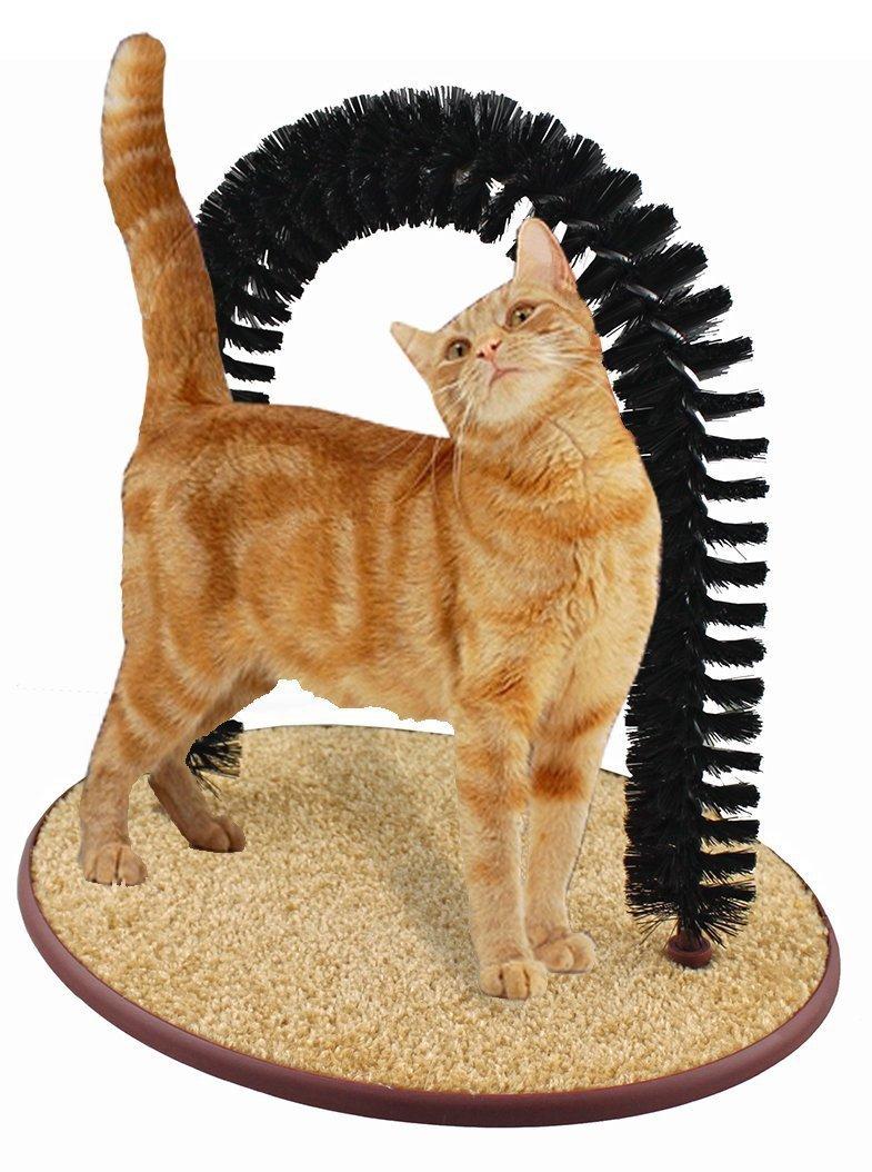 Škrábadlo, masáž pro kočky Purrfect Arch