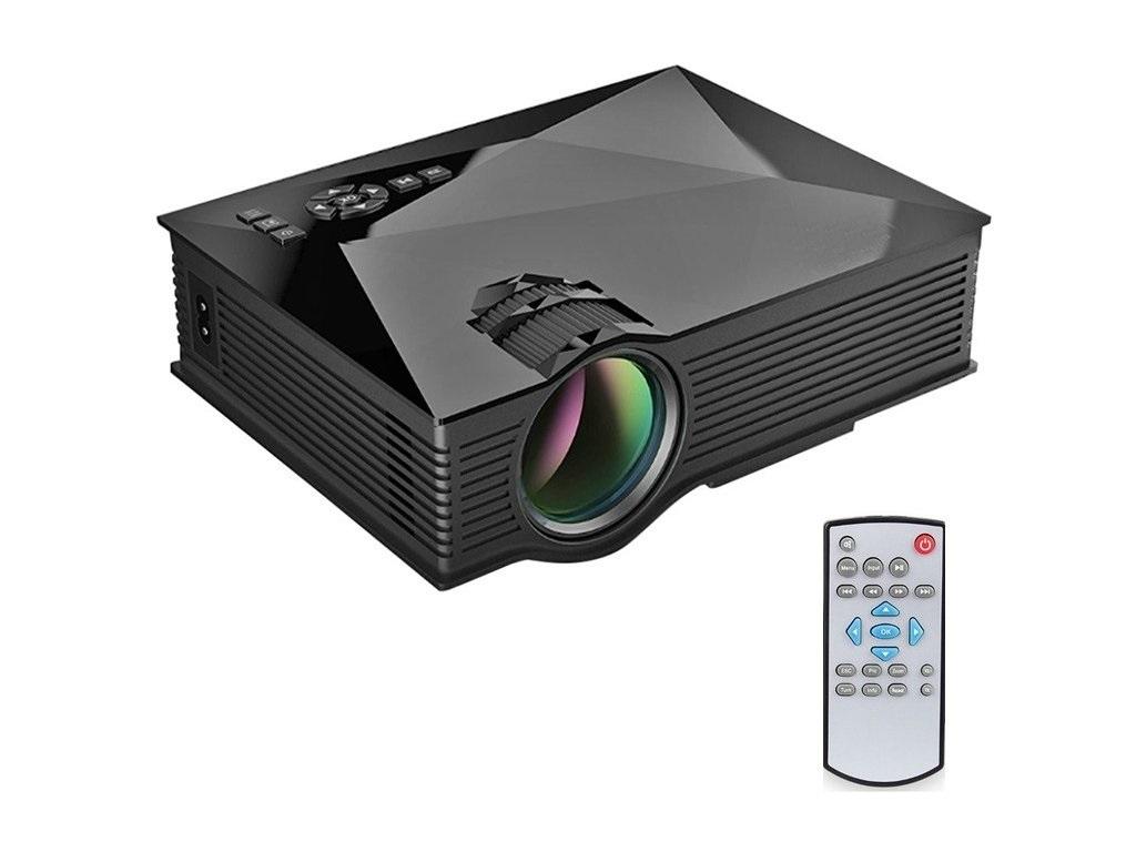 31625a4c63176 Balentes Přenosný, wifi projektor LED ve vysokém rozlišení