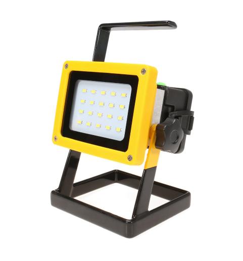 LURECOM LED reflektor 30W 2400 lm CREE XML-L2 dobíjecí