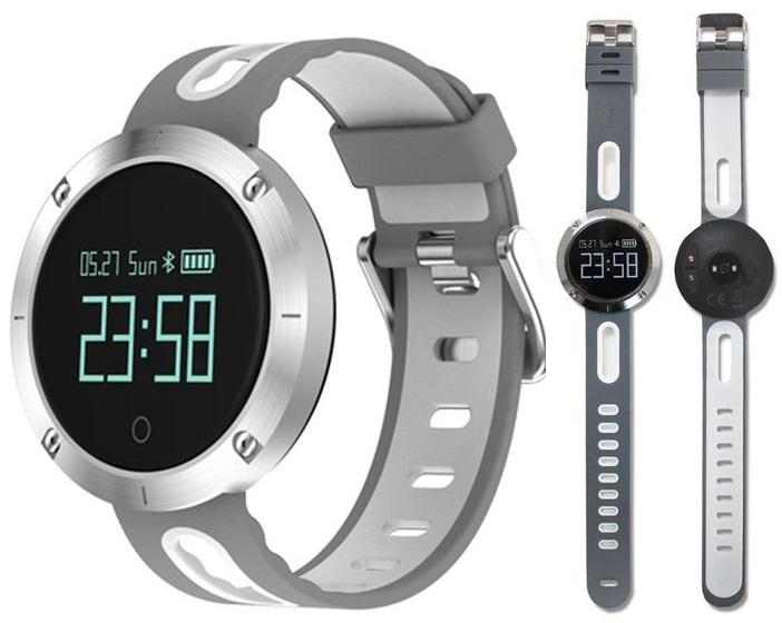 """Billow Sportovní, chytré, inteligentní, bluetooth hodinky XS30 0,95"""" - Bílá"""