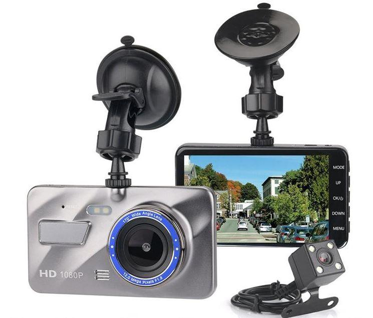 """Balentes Kamera do auta A326 se zadní kamerou 4"""" LCD"""