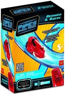 Speed Pipes Náhradní auto Track Speed pro potrubní autodráhu Pipes