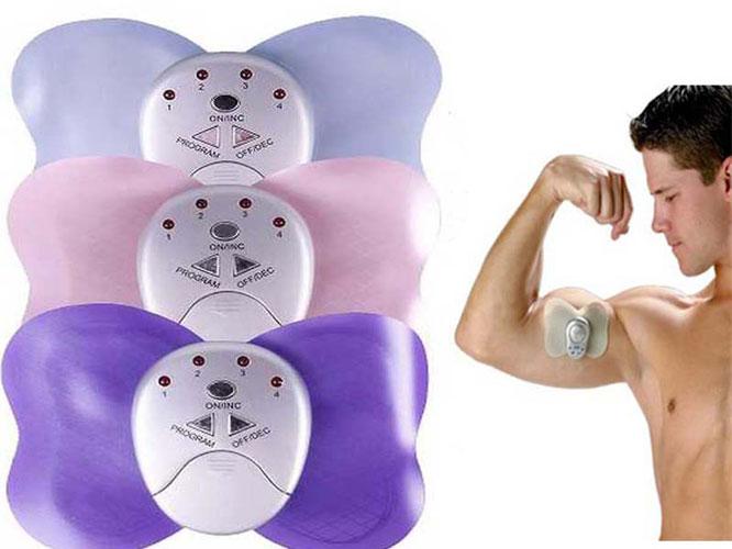 Balentes Vibrační masážní přístroj ve tvaru motýlka