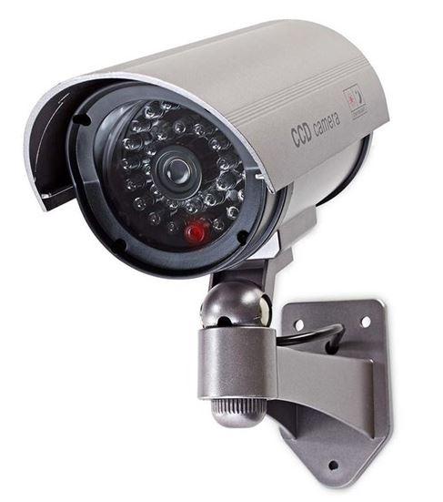 LURECOM Venkovní atrapa bezpečnostní kamery Dummy3-IR s infrapřísvitem