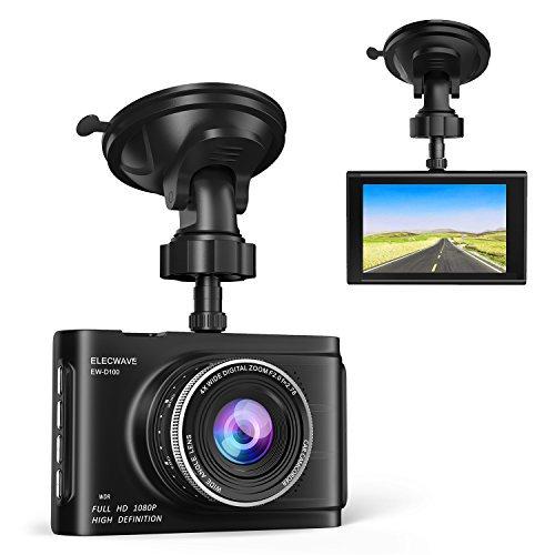 Kamera do auta Wdr Full HD 1920 x 1080