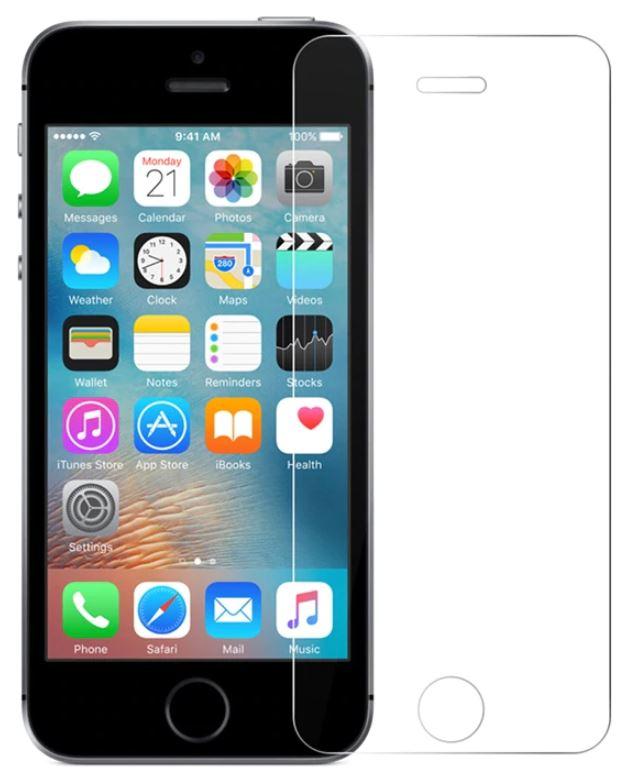 Bst Tvrzené sklo 2.5D pro iPhone 5 / 5S / SE