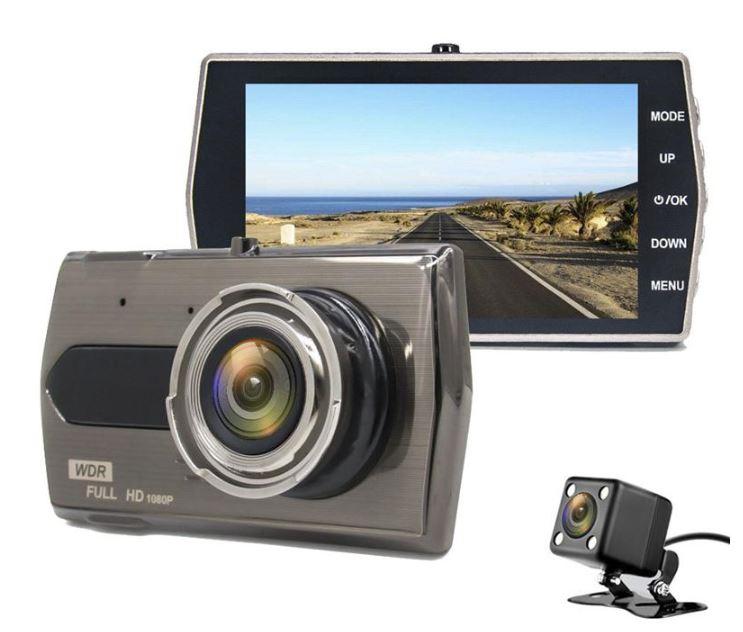 Bst Kamera do auta se zadní kamerou Full HD 1080P