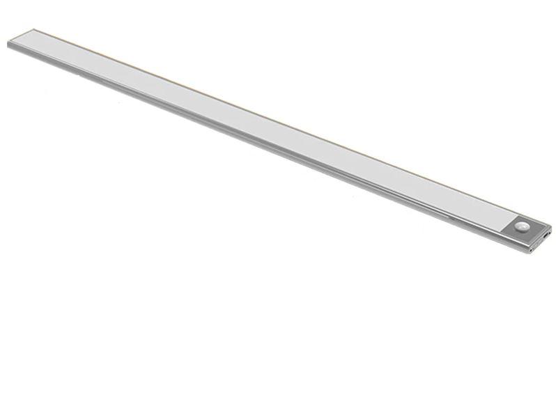 Bst Magnetické, nabíjecí LED světlo s čidlem pohybu 60 cm