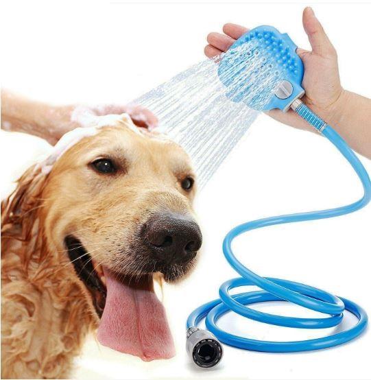 Bst Ruční masážní sprcha pro psy