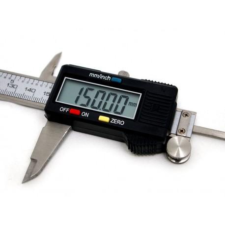 LURECOM Posuvné měřítko (šuplera) do 150 mm