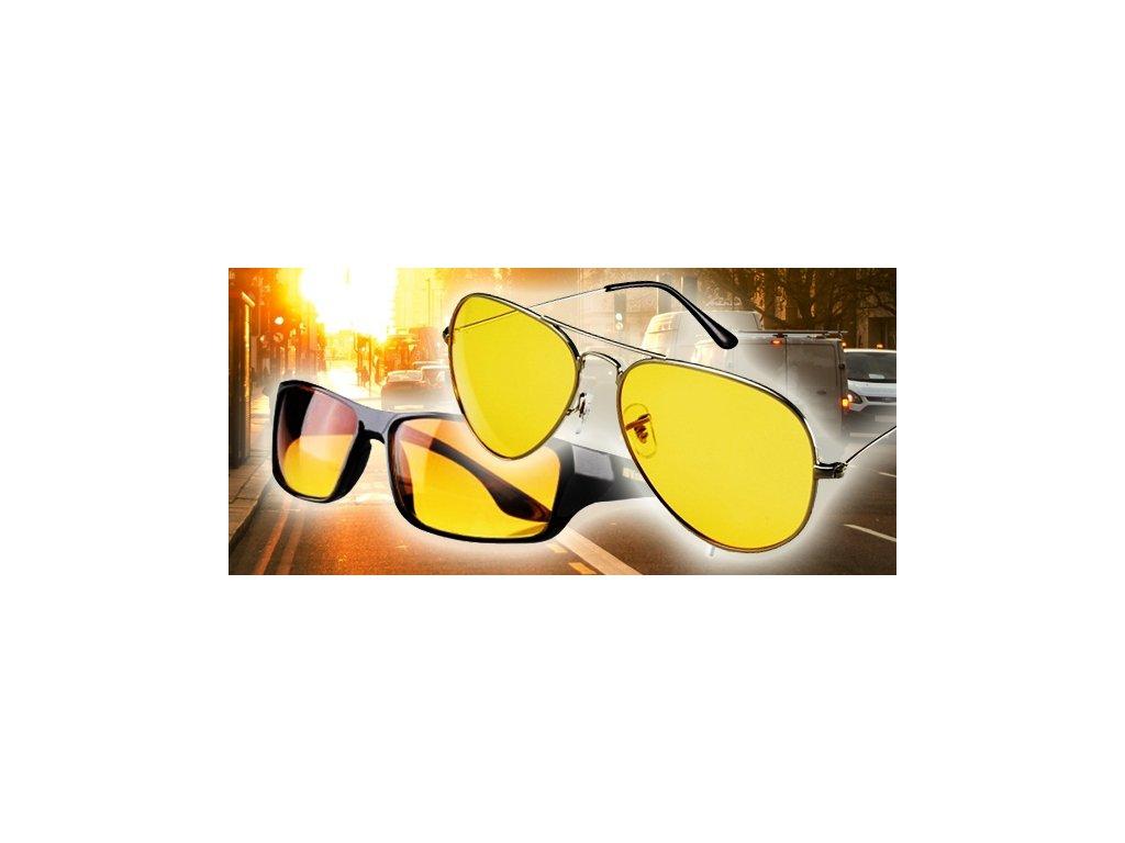 VISION Brýle pro řidiče (2 varianty)